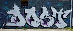 graffiti amsterdam (wojofoto) Tags: holland amsterdam graffiti nederland netherland ndsm osd wolfgangjosten wojofoto