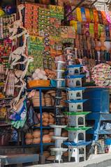 Tienda de amuletos (Andrs Photos 2) Tags: streets bolivia ciudad lapaz calles altiplano sudamerica elalto lasbrujas