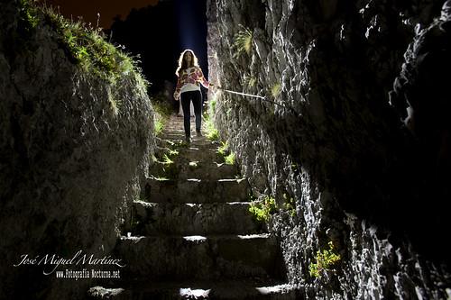 700 escaleras del Faro del Caballo