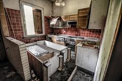 La Cucina (GigiPeis) Tags: home was decay once urbex oncewashome