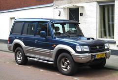 1999 Galloper Wagon 2.5 TCI Exceed Panel Van (rvandermaar) Tags: wagon panel 1999 25 van tci galloper exceed hyundaigalloper sidecode6