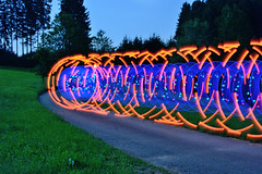 Lapp 0798 (andreasmertens) Tags: lightpainting deutschland photography nacht performance lichtmalerei vollmond lightart lapp ihle kreisolpe repetal andreasmertens