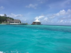 Arriving at Baros Maldives (Simon_sees) Tags: travel vacation holiday island hotel resort tropical maldives luxury 5star luxurious baros