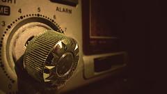 Tired Radio (Jekris Shots) Tags: old broken closeup sepia radio