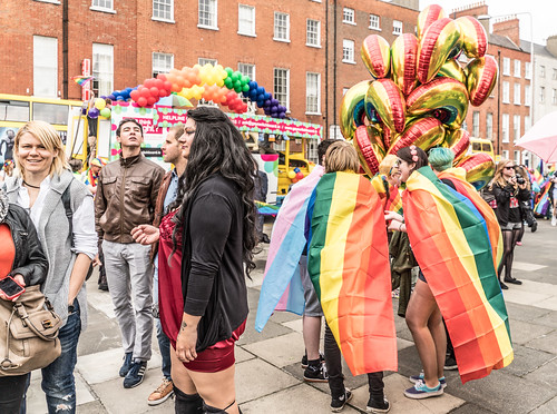 PRIDE PARADE AND FESTIVAL [DUBLIN 2016]-118089
