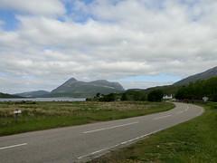 Quinag from Inchnadamph (David McSporran) Tags: scotland sutherland hillwalking munro assynt scottishhighlands inchnadamph scottishmountains conival benmoreassynt munrotop benmoreassyntsouthtop