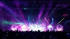 Coldplay at the Wembley Stadium