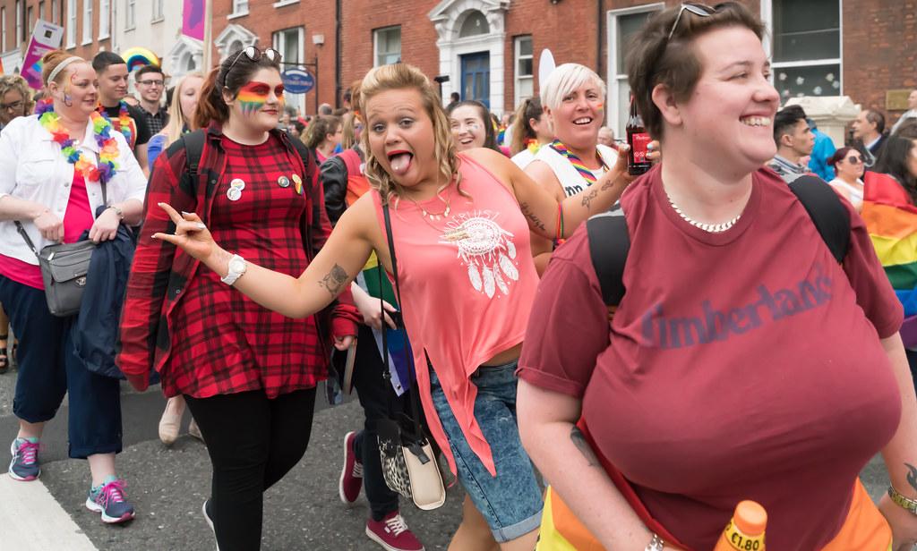 PRIDE PARADE AND FESTIVAL [DUBLIN 2016]-118051