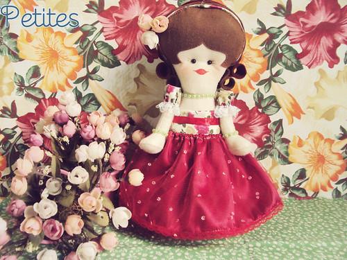 Vestido Vermelho ;)