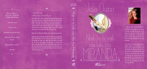 Julia Quinn book fan photo