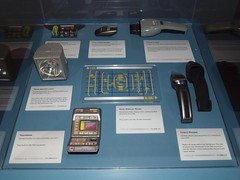 Starfleet TNG era props - Star Trek @ KSC (MDLPhotoz) Tags: light usa trek geotagged star power unitedstates panel display florida olympus cricket era data starfleet ksc titusville standard beacon zuiko props sims module phaser tng dustbuster typeii tricorder 2366 f3556 typei 2371 2375 2379 1442mm 2364 zuikoed1442mmf3556 geo:lat=2852350934 geo:lon=8068111807