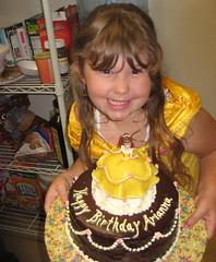 Princess cake by Kathy N
