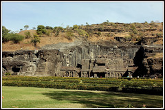 2025 Ellora series  20 (chandrasekaran a) Tags: travel india heritage architecture temple site buddhist culture unesco caves maharashtra monuments hindu jain ellora