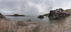 Cove Bay (PA017392) error (Mel Stephens) Tags: uk longexposure panorama geotagged visions bay scotland long exposure error cove panoramic aberdeen le gps stitched ptgui 2011