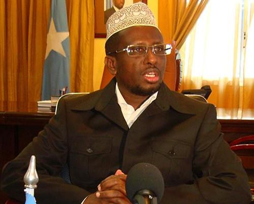 President Sharif Sheikh Ahmed Sharif Sheikh Ahmed