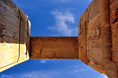 Persepolis (Behzad No) Tags: road light sky cloud sun clouds persian sad iran dream strong shiraz iranian تخت persepolis parseh تختجمشید anawesomeshot nikond90 خورشید پارسه iranmap ایرانباستان iranmapcom جمشیدپارسه خشمگین