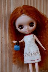 Mini mini bag for Petite Blythe and Dollhouse