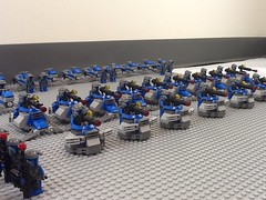 Lego Mandalorians (1) (padawanks) Tags: true army death star lego watch troopers collection wars mandalorians
