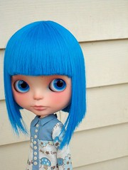 Outside the House <3 (Lawdeda ) Tags: haircut by doll dress kay adorable best blythe custom simply spark dressed melly fbl scalp ebl lawdeda
