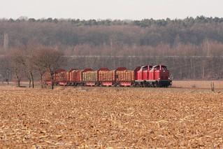 Güterverkehr in der Eifel #1 - cargo train