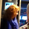 Yes that is a terrible candid photo of REBA MCENTIRE. Sorry Reba you look way more fabulous than this photo allowed!