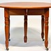102. 19th Century Expansion Dining Table