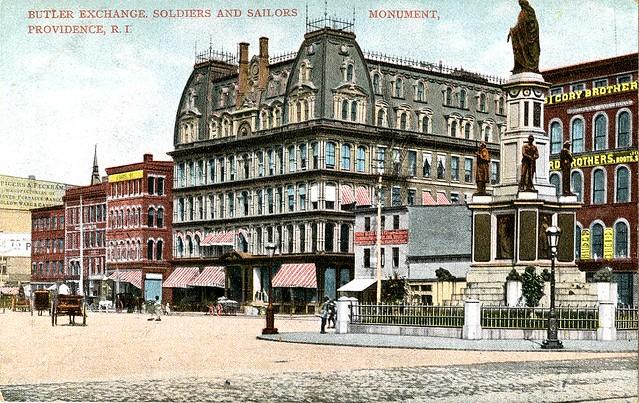 Welfare Office Providence Rhode Island