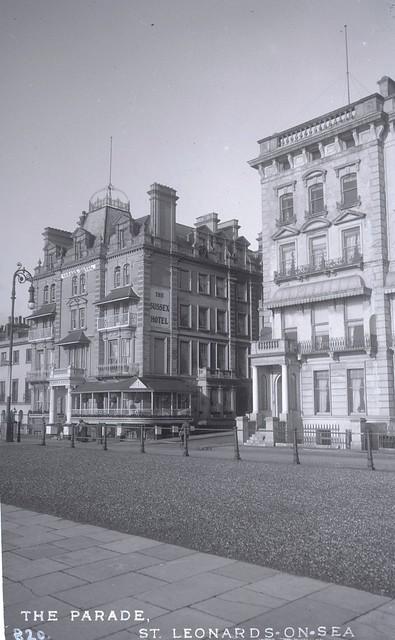 H00043 The Sussex Hotel, St. Leonards Parade c.1905