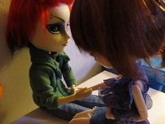 He Arrives: 20 (hillary795) Tags: doll pullip hash taeyang taeyanghash taeyanghashdoll