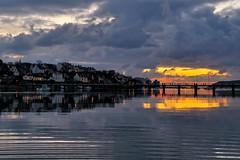 Coucher de soleil sur Le Conquet (Brestitude) Tags: sunset port harbor brittany bretagne breizh coucherdesoleil finistère leconquet d700 brestitude