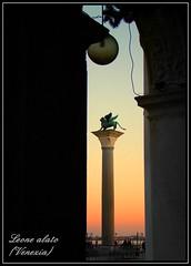 LEÓN DE SAN MARCOS (Sigurd66) Tags: venice italy europa europe italia unesco venecia venezia veneto serenissima włochy patrimoniodelahumanidad venessia leonedisanmarco venesia leonealato comunedivenezia lionofstmark leonalado leondesanmarcos leonmarciano