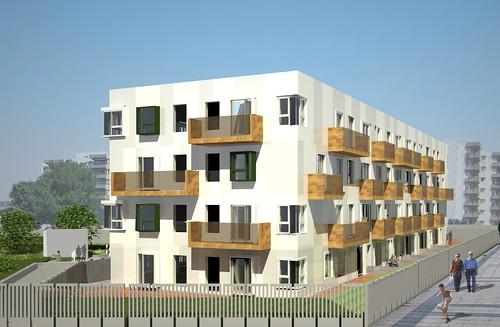 32 viviendas en Fadura, Getxo. 02
