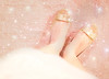 ♥ (Natália Viana) Tags: cute love fashion glitter shoes newshoes sapatos sapatilha natáliaviana