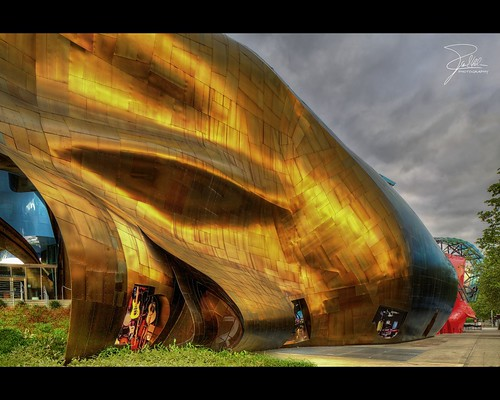 Experience Music Project and Science Fiction M...