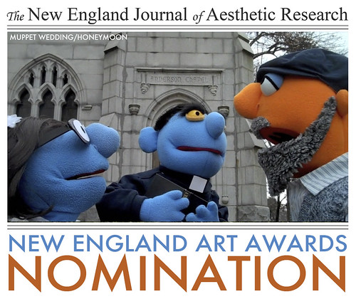 2011 New England Art Awards Nomination