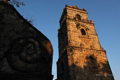 Paoay Bell Tower [Explored] (Meljoe San Diego) Tags: old travel church fuji philippines belltower explore paoay x10 ilocosnorte meljoesandiego