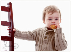 """""""..it's MY biscuit!"""" (colin.falcon) Tags: portrait ethan hikey colinfalcon pixvaultphotography"""