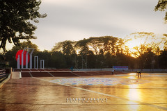 Shaheed Minar - Ekuse february - Shohid Minar (Shabbir Ferdous) Tags: sunset color colour day photographer mother 21st language february bangladesh shaheedminar shabbirferdous ekusefebruary shohidminar canoneos1dmarkiv ef1635mm28liiusm wwwshabbirferdouscom shabbirferdouscom