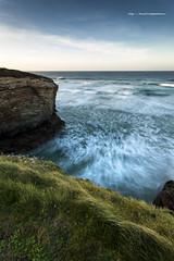 Ollando  mar 2 (Miguel A. GQ) Tags: sunset sea landscape atardecer mar dream 1740 ribadeo catedrais lee09gnd 5d2