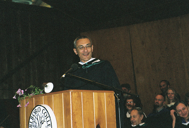 Speaking to the Graduates