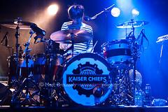 Kaiser Chiefs Perform At HMV Hammersmith Apollo (loudpixels) Tags: england music london unitedkingdom hammersmith event kaiserchiefs kaiser apollo chiefs hmv gbr hammersmithapollo rickywilson liveevent