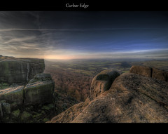 Curbar Edge (BrianBallPhotography) Tags: sky stone landscape hdr newvision mygearandme mygearandmepremium mygearandmebronze mygearandmesilver mygearandmegold peregrino27newvision ftsmarch