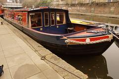 Lovely boat!