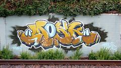 Graffiti in Düsseldorf 2011 (kami68k -all over-) Tags: graffiti illegal düsseldorf bombing bunt mosk 2011