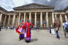 "Saris at the British Museum • <a style=""font-size:0.8em;"" href=""http://www.flickr.com/photos/45090765@N05/6956356759/"" target=""_blank"">View on Flickr</a>"
