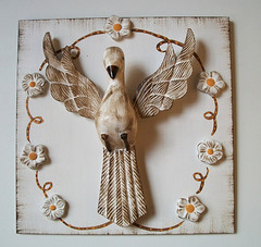 DIVINO PROVENÇAL (ATELIER CINTHYA VAZ) Tags: artesanato boneca brasileiro gesso vaz cinthya atelier barraqueiras namoradeira