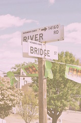 River Road (jdugyon) Tags: river town delta sacramentodelta sacramento sacramentoriver riverroad walnutgrove