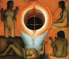 Diego Rivera, Maturation / Maduración, 1926-7,...