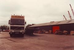 DSG19900025 (radiosnail) Tags: volvo lorry tilt roadtrain lorries chadwellstmary curtainsider