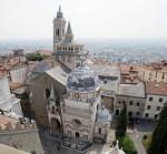 La Basilica di Santa Maria Maggiore a Bergamo